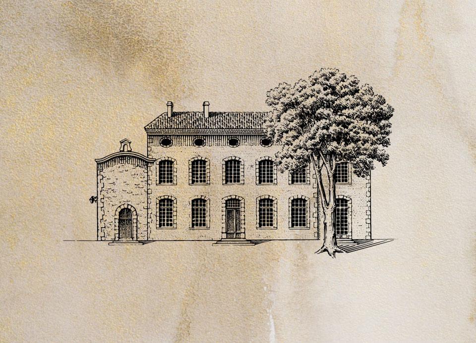Chateau Margui Histoire